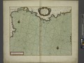 The sea coast of LANGUEDOC PROVENCE and part of Italy from cape Dragon to cape Delle Melle NYPL1640688.tiff