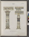 Theben (Thebes). Memnonia (Ramesseum)- Säulen aus der Halle des Tempels Ramses II (NYPL b14291191-37596).tiff