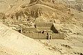 Thebes, Luxor, Egypt, Temple in Deir el-Medina.jpg