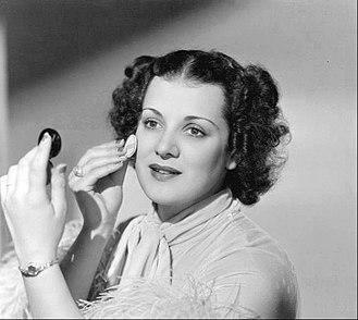 Thelma Leeds - Thelma Leeds in 1937