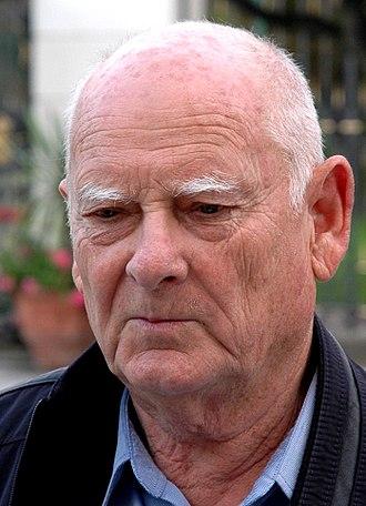 Theodor Pištěk (costume designer) - Theodor Pištěk in 2012.