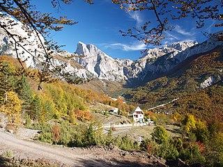 Theth National Park National park in Albania