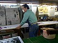 This guy's working on another piece of silk kimono fabric (522854351).jpg