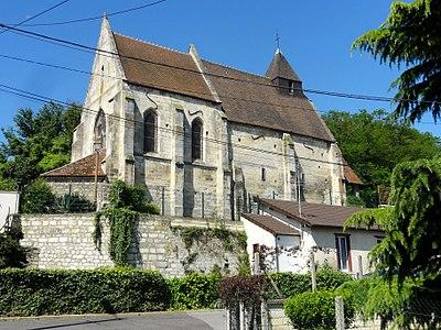Église Saint-Leufroy de Thiverny
