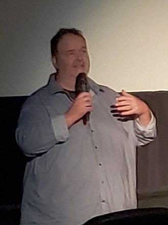 Thom Fitzgerald - Thom Fitzgerald in September 2018