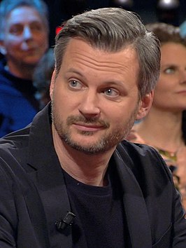 Thomas Erdbrink in DWDD, 2018