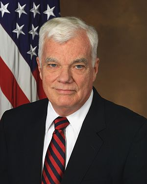 Thomas P. Christie - Thomas P. Christie as director of Operational Test and Evaluation in August 2001.