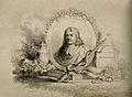 Thomas Sydenham. Line engraving by H. F. Rose, 1822, after h Wellcome V0005695.jpg