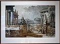 Thomas de thomon, un imperatore romano supplicato per la clemenza, 1798.jpg