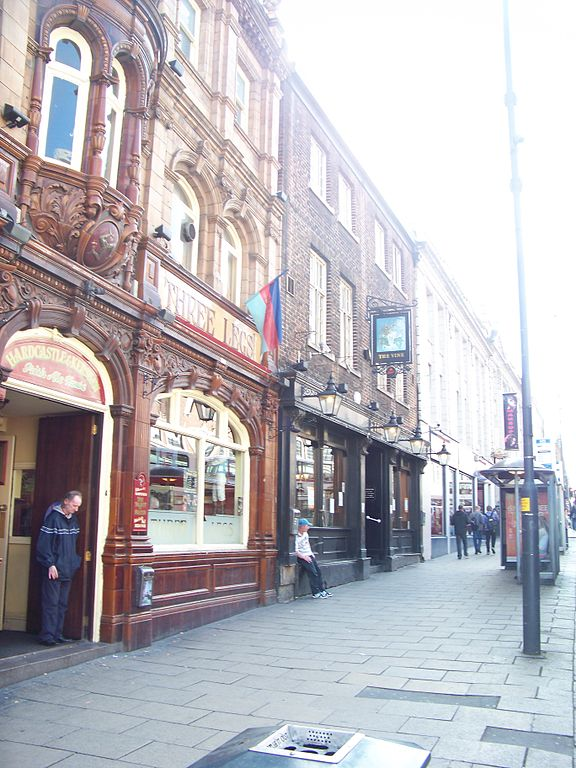 Headrow Pubs With Room Hire