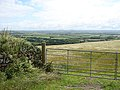 Through the gate to open fields........ - geograph.org.uk - 484688.jpg