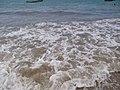 Tides of Tuticorin beach.jpg