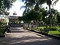 Tlaquepaque. Town square kiosk.jpg