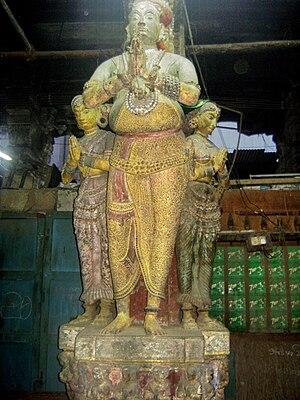 Thirumalai Nayak - King Thirumalai Nayak, Madurai