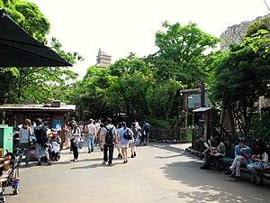 Lost River Delta (Tokyo DisneySea) - Lost River Delta
