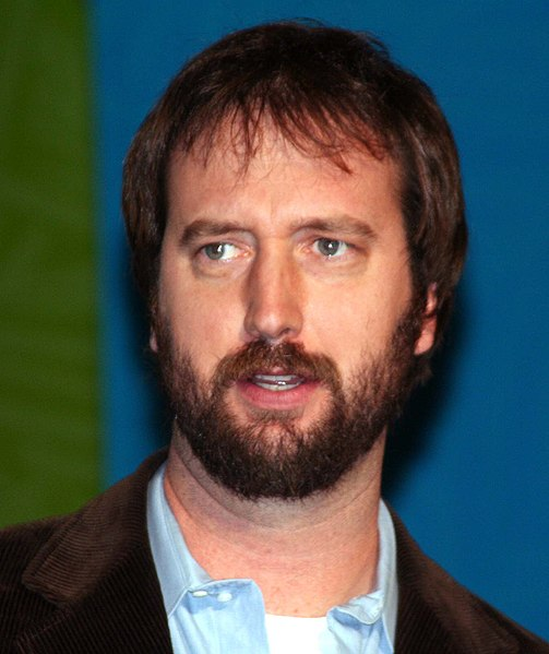 File:Tom Green 2006 (141261244) (cropped).jpg DescriptionActor Tom Green on stage at OnHollywood.