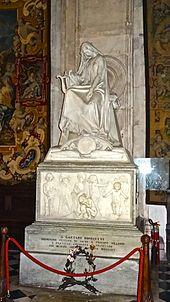 Donizettis Grabmal in Valtesse (Quelle: Wikimedia)