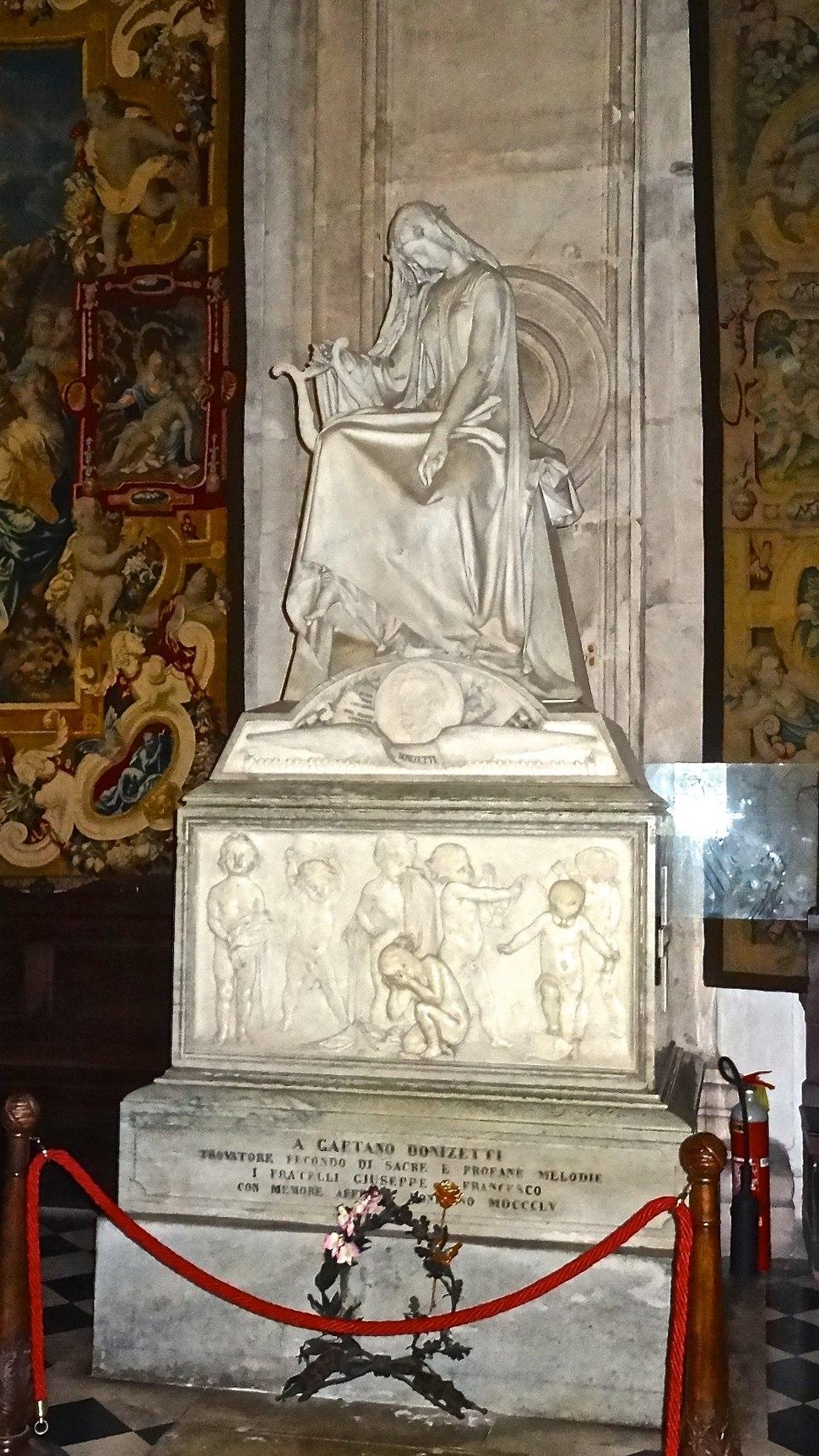 Tomb Donizetti