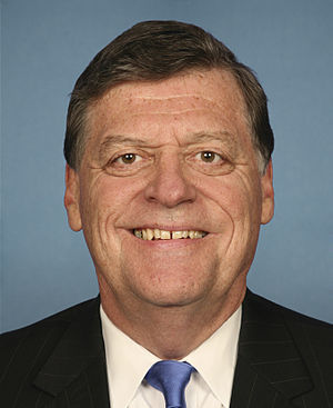 English: Congressional portrait of Tom Cole.