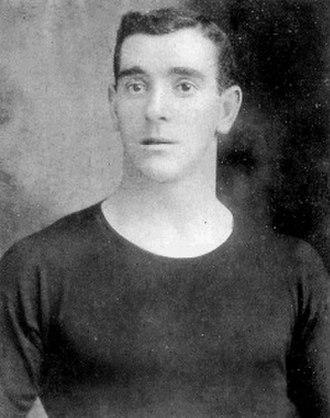 1920–21 Burnley F.C. season - Image: Tommy Boyle