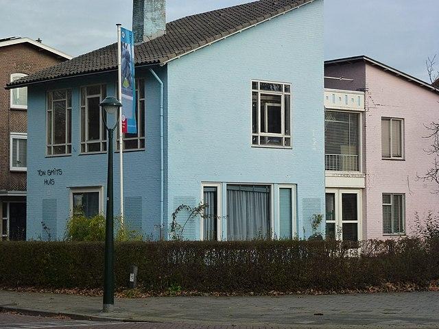 Galerie In Huis : Ton smits huis museum und galerie in eindhoven niederlande