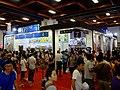 Tong Li Publishing booth exit, Comic Exhibition 20170813.jpg