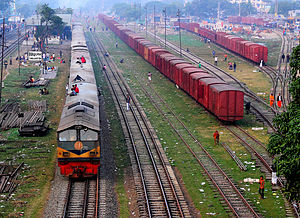 Tongi Railway Station, Bangladesh.JPG