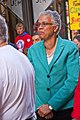 Toni Preckwinkle Chicago Teachers Union Members and Allies Picket Outside Chicago Public Schools Headquarters Downtown Chicago Illinois 9-26-18 4116 (44032895165).jpg