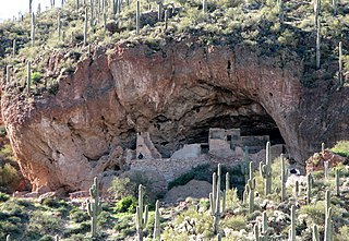 national monument in Gila County, Arizona