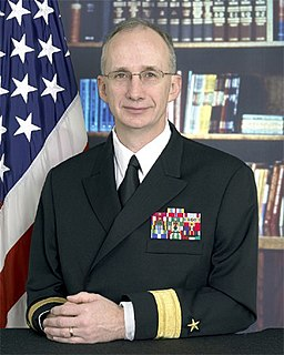 Tony L. Cothron United States admiral