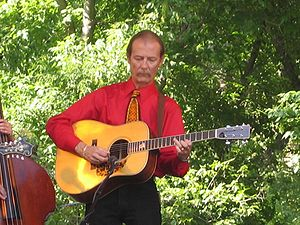 Tony Rice - RockyGrass 2005