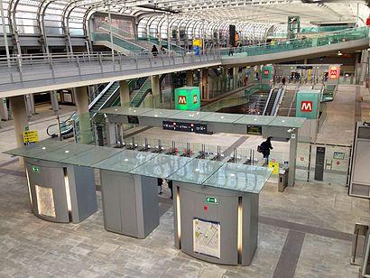 Come arrivare a Porta Susa con i mezzi pubblici - Informazioni sul luogo