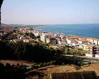 Melissa, Calabria - Image: Torremelissa