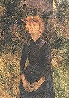 Toulouse-Lautrec - In Batignolles, 1888.jpg