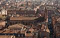 Toulouse - église du Taur vu de clocher de St Sernin.jpg