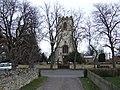 Tower of St Margaret's church, Chippenham - geograph.org.uk - 371850.jpg