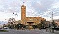 Town hall of Woluwe-Saint-Lambert during golden hour (DSC 2171).jpg