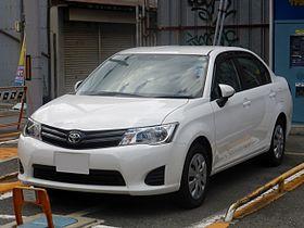 Toyota Corolla (E160) - Wikipedia