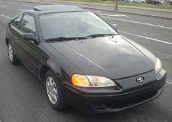 1995—1997 (MY) Toyota Paseo coupe (Canada)