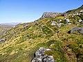 Trail up Quassik Peak near Nanortalik Greenland.jpg
