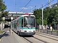 Tram Ligne 1 Tramway Rue Port St Denis Seine St Denis 3.jpg