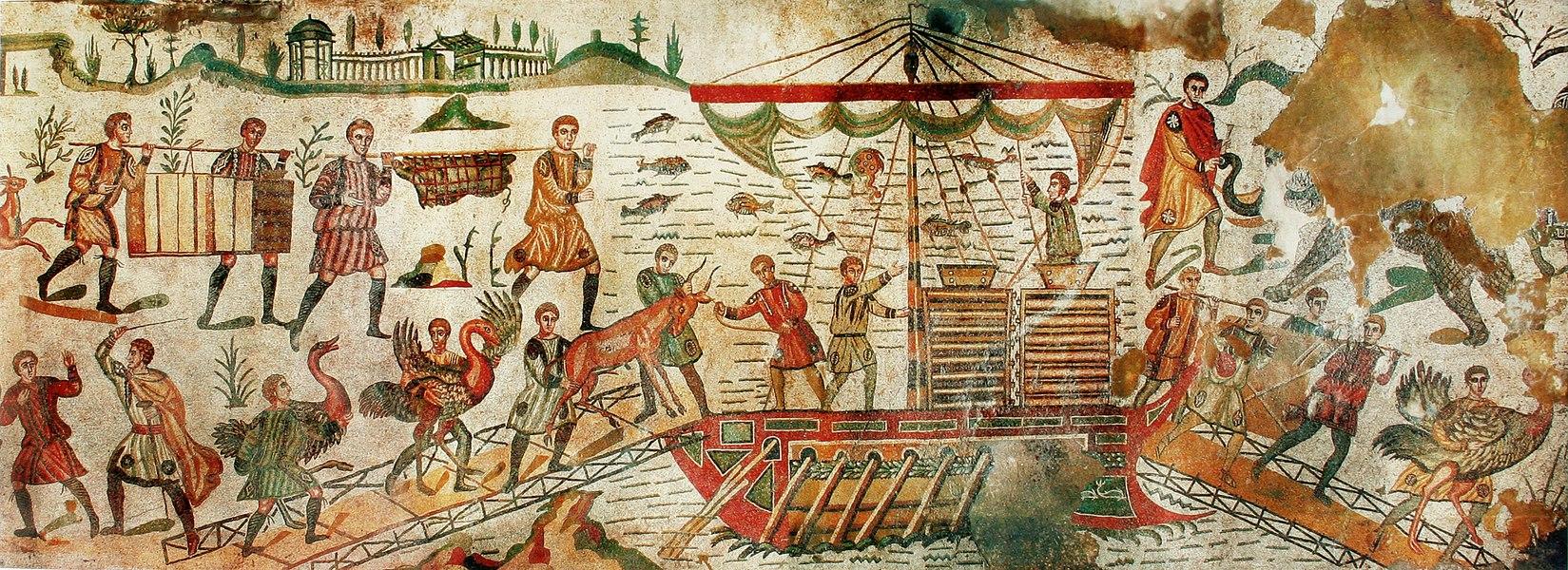roman mosaic - image 6