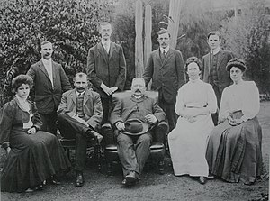Transvaal Museum - Staff of the Transvaal Museum in March 1909