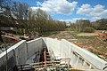 Travaux de restauration de la continuité écologique de la Mérantaise à Gif-sur-Yvette le 5 avril 2015 - 23.jpg