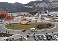 Trento-I-PATE-landing for an emergency on 20090310.jpg