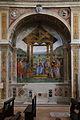 Trevi, Santuario di Madonna delle Lacrime - Cappella della Adorazione dei Magi 001.JPG