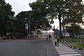 Trivandrum MG Road at Palayam.jpg