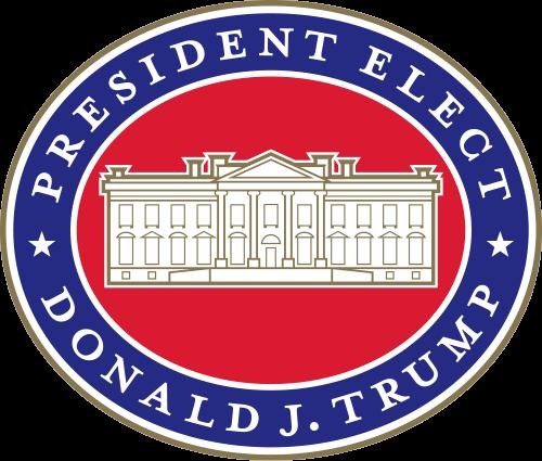 Trump transition logo