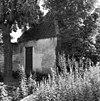 tuinhuis, zijgevel - harlingen - 20102122 - rce