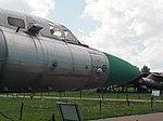Tupolev Tu-128 at Central Air Force Museum Monino pic8.JPG